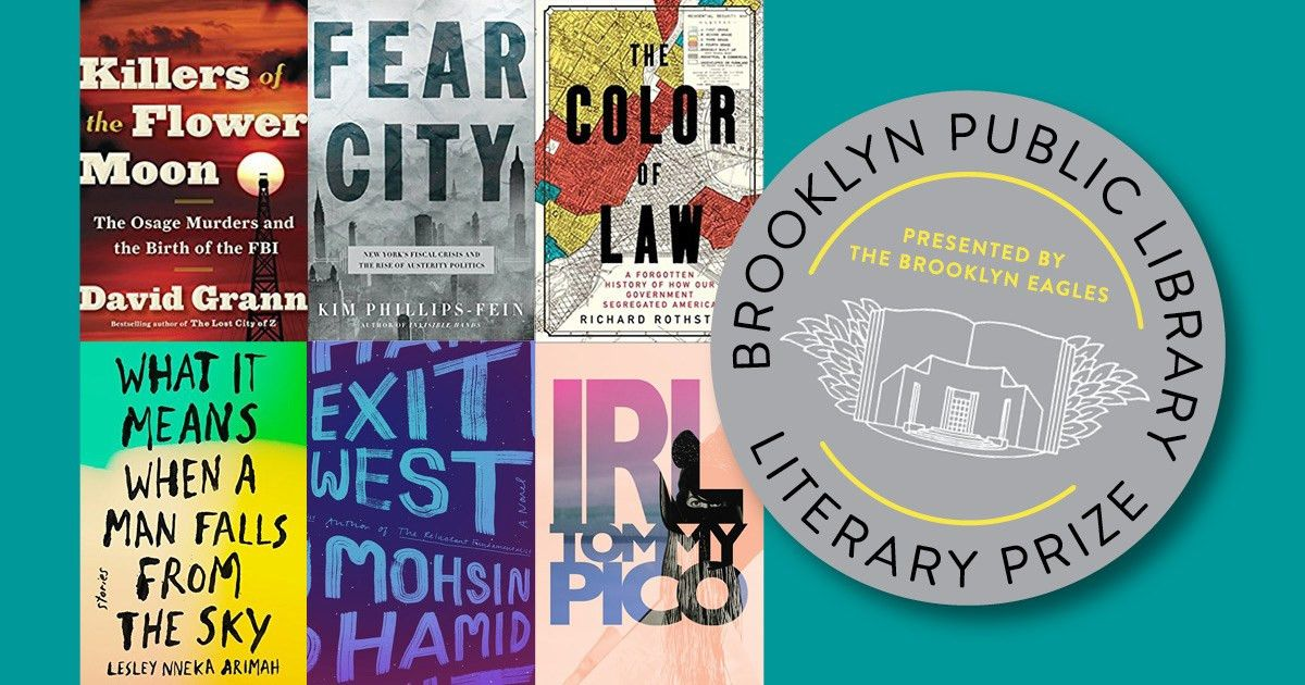 The Brooklyn Public Library Literary Prize | Brooklyn Public Library