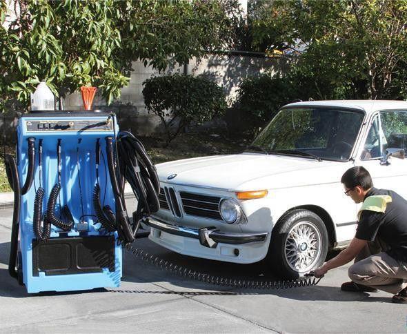 Mytee 20-110 Deluxe Prep Center Automotive Detailer | Free ...