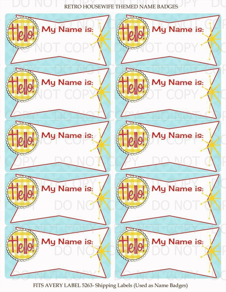 The 25+ best Name badge template ideas on Pinterest | Paw patrol ...