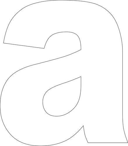 The 25+ best Alphabet stencils ideas on Pinterest | Printable ...