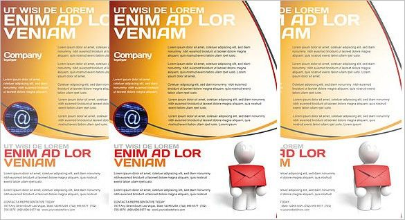 11+ Remarkable PSD Email Flyer Templates Download | Free & Premium ...