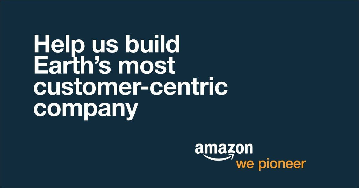 Design - Amazon.jobs