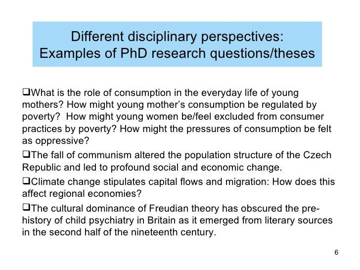 Moving from research question to research design - Dorothy Faulkner a…