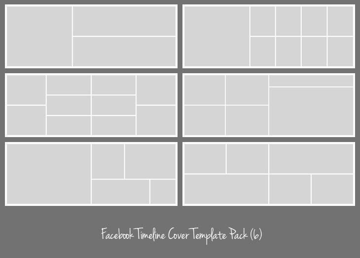 Facebook Timeline Cover Template Pack Photographers