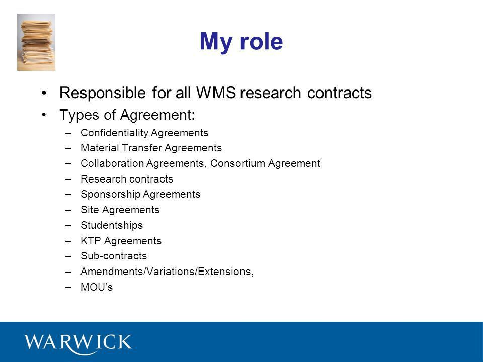 Intellectual Property (Contracts Officer- WMS) - ppt video online ...