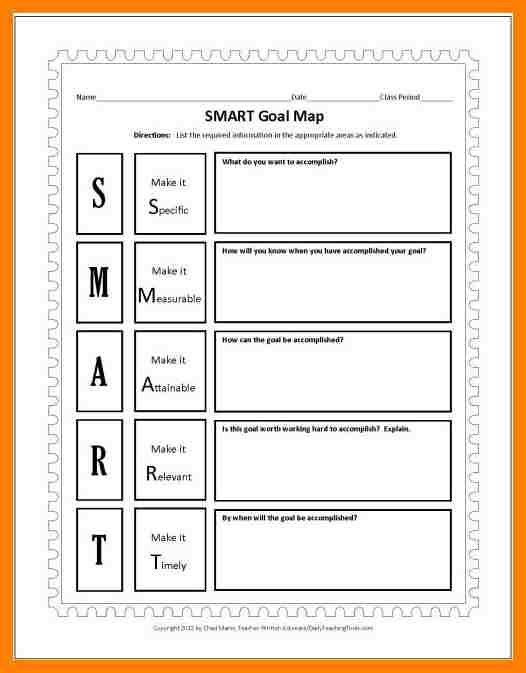 7+ smart goals template   coaching-resume