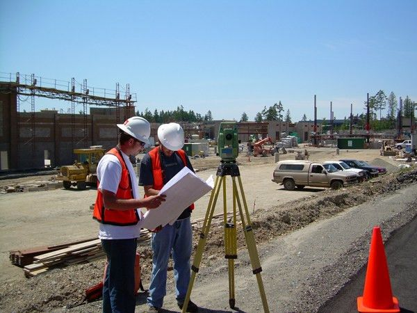 Hoover Land Surveying | …a Pro17 Engineering marketing website.
