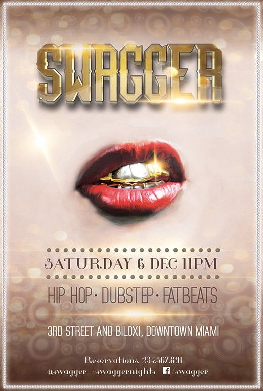 FREE Club Event Flyers, Download Now From NextDayFlyers