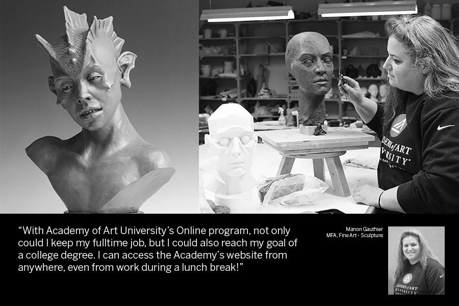 Online Art School & Art Degree Programs | Academy of Art University