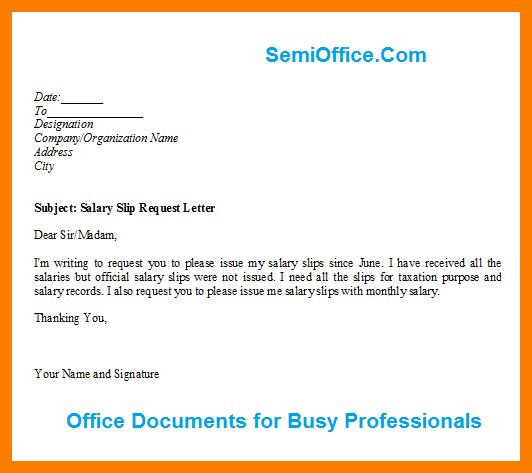 6+ requesting mail format   park-attendant