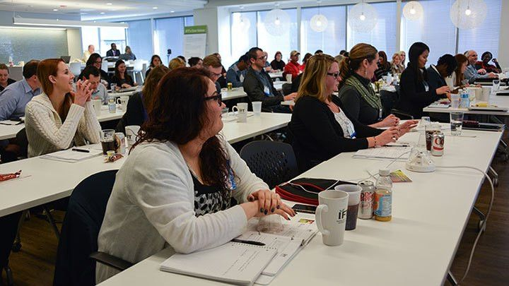 CFS Prep Course creates engaged employees