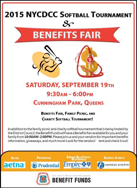 6 Best Images of Benefits Fair Flyer - Benefits Fair Flyer ...
