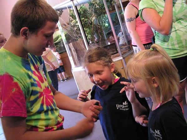 Bloomington Parks & Recreation - Miller Park Zoo - Junior ...
