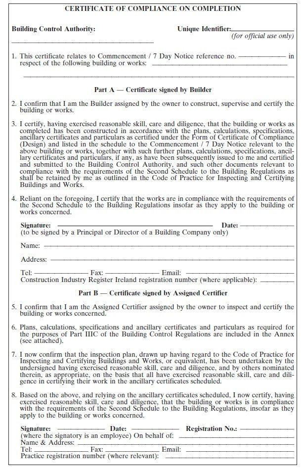 S.I. No. 9/2014 - Building Control (Amendment) Regulations 2014.