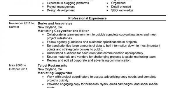 Editor Resume Skills Editing Resume Template Resume Template Copy ...