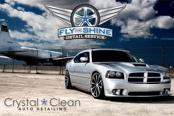 Crystal Clean Auto Detailing - Professional Auto Detailing Grand ...