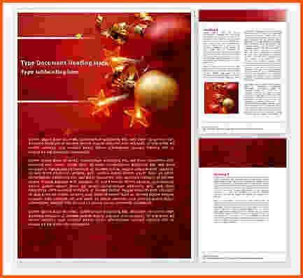7+ free christmas templates for word | Survey Template Words