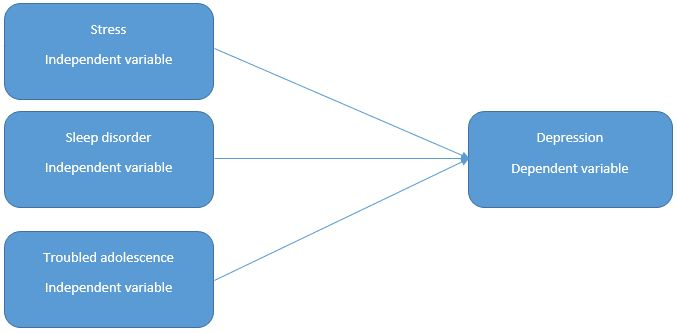Conceptual framework of a dissertation