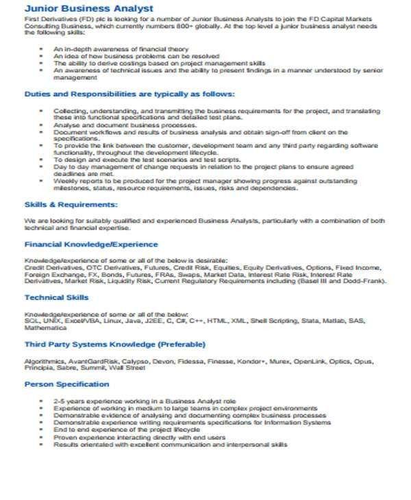 20+ IT Resume Templates in PDF | Free & Premium Templates