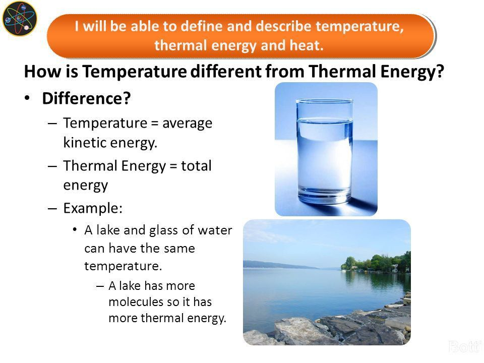 Energy, Heat and Heat Transfer Earth Science Intro Unit. - ppt ...