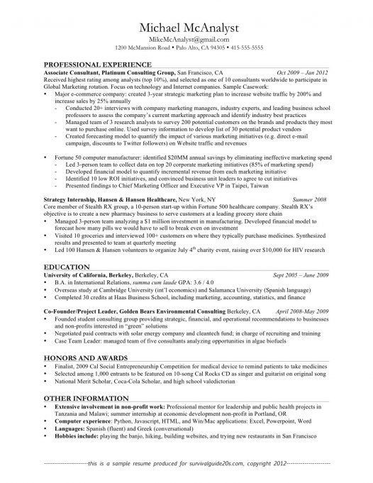 Cover Letter Font Size - My Document Blog
