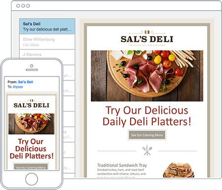 Email Templates Making Email Marketing Easy | Constant Contact