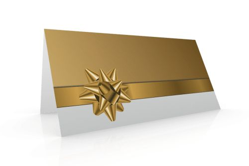 Gift Voucher Printing | Secure Personalised Gift Vouchers