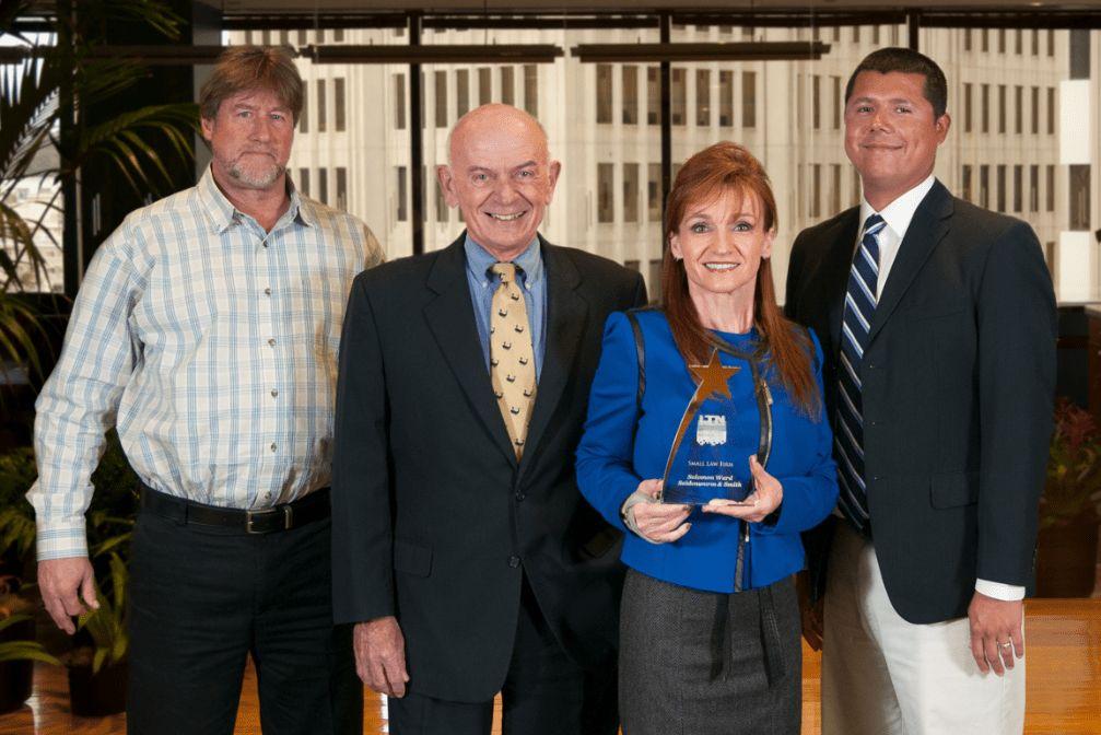 San Diego Law Firm Wins National Technology Award - tw2marketing