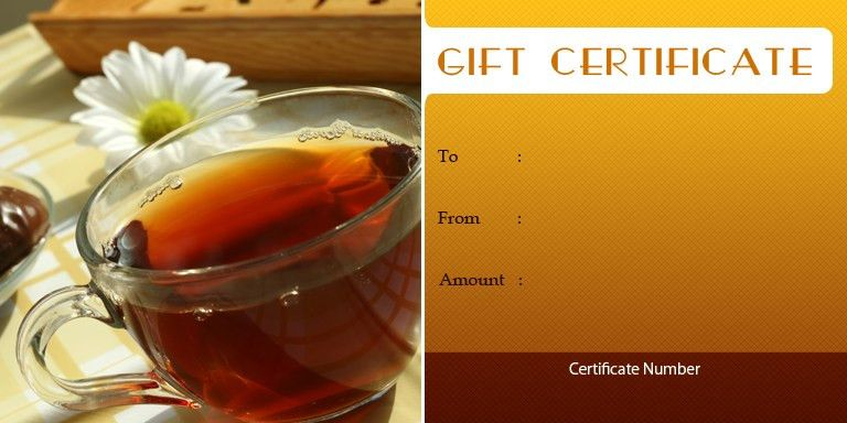 Hotel | Gift Certificate Templates | Gift Certificate Factory