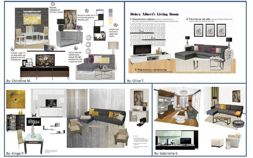 How Debra Saved $1,600 On Her New Designer Living Room