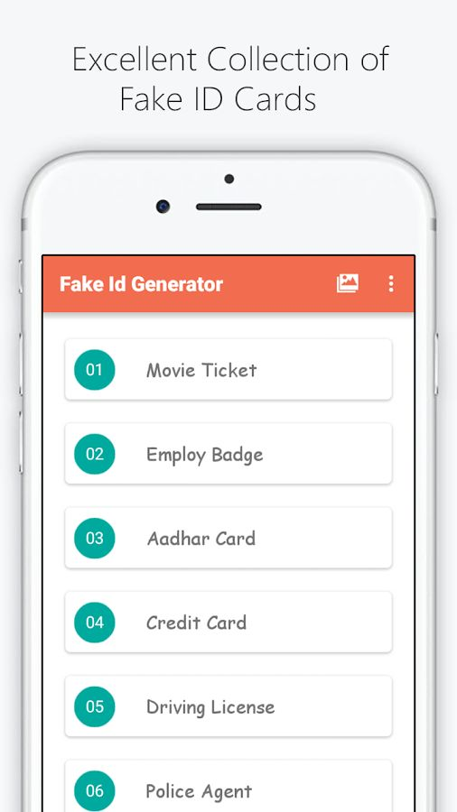 Fake ID Card Maker for India for Android - Free download and ...