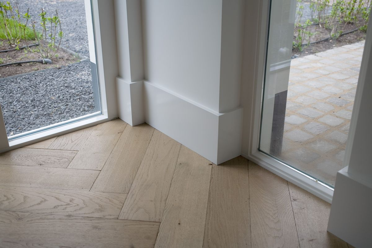 Woonkamer hout ~ consenza for .