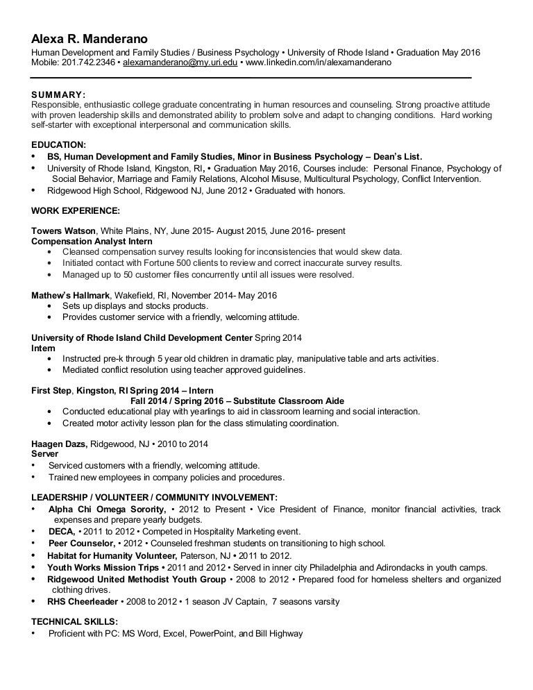 proactive human resource resume proactive human resource sample