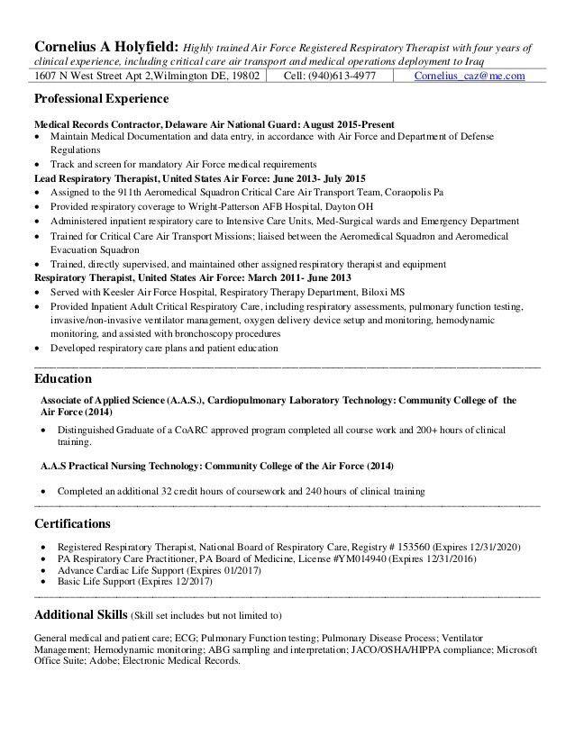 RRT Resume 2