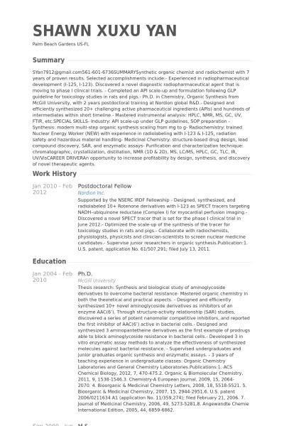 bioinformatics resume sample professional bioinformatics analyst