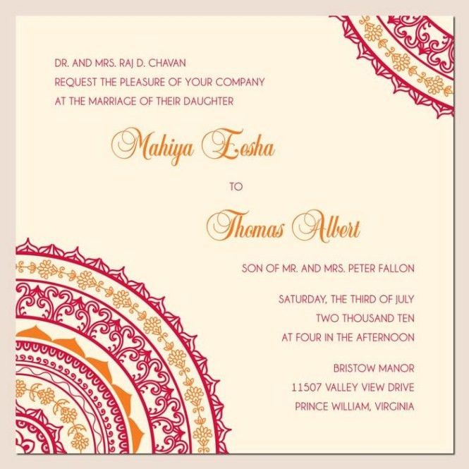 Online Wedding Invitation Templates | wblqual.com