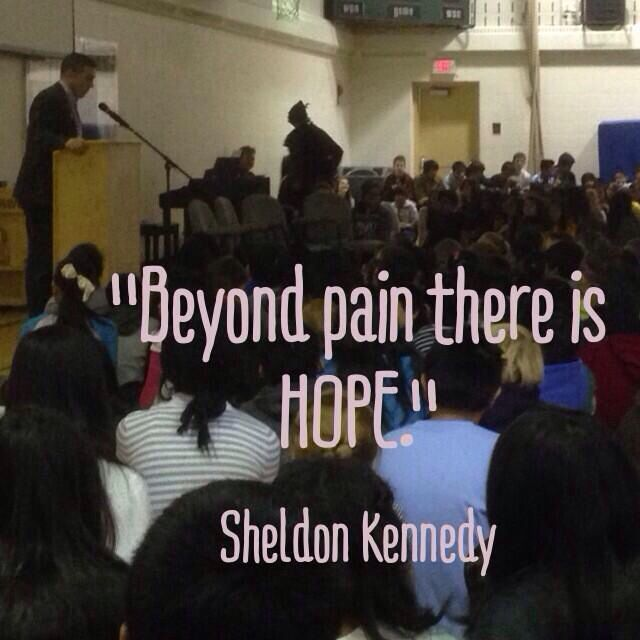 23 best Sheldon Kennedy Child Advocacy Centre Quotes images on ...