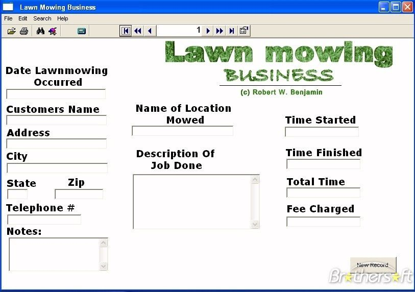 Download Free Lawn Mowing Business, Lawn Mowing Business 9.74 ...
