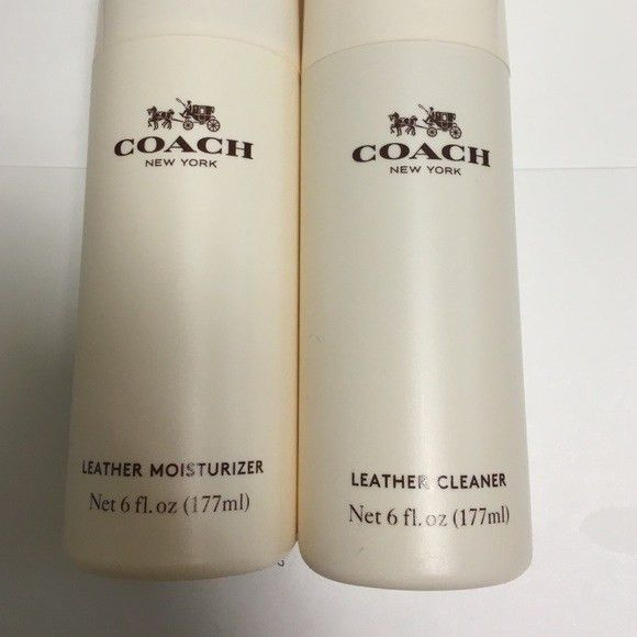 Coach - Coach leather cleaner & moisturizer from Mini-'s closet on ...