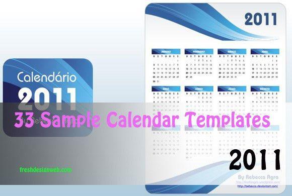 njyloolus: calendar 2011 template free