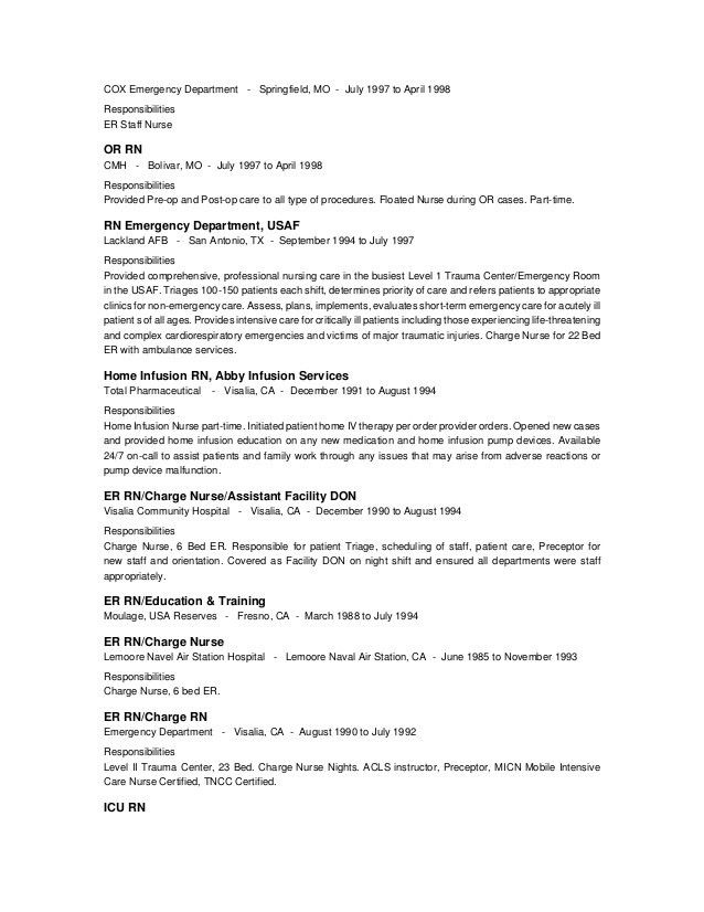 nursing supervisor resume cover letter administrative supervisor ...