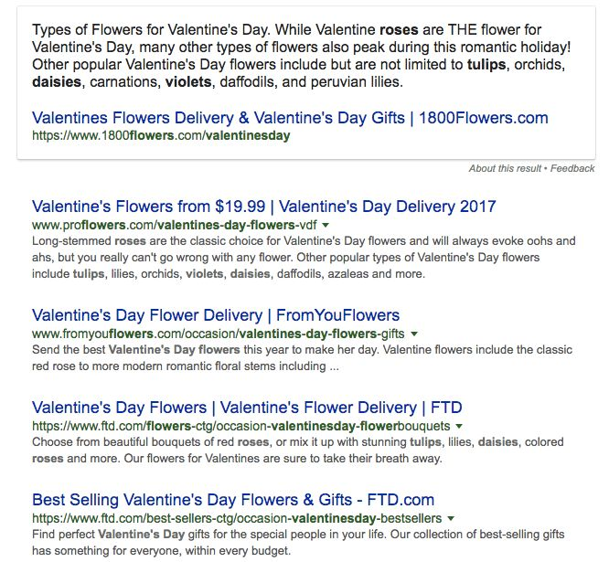 Flowers, Chocolate and Data: Valentine's Day Takes Many Forms ...