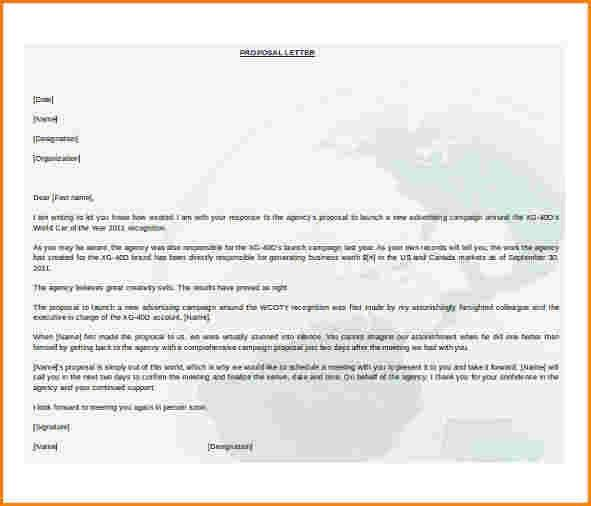 10+ business proposal template word | worker resume