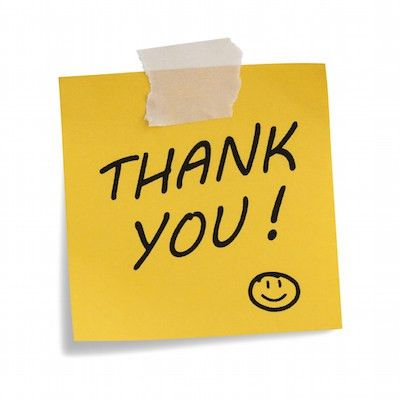 Sample Thank You Letters That Help You Get Reviews for Your Book ...