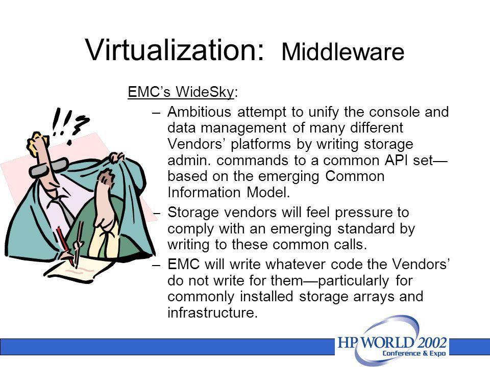 Managing Virtualized Storage - ppt video online download