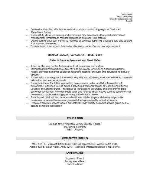 Bank Teller Job Description. Investment Banker Job Description .