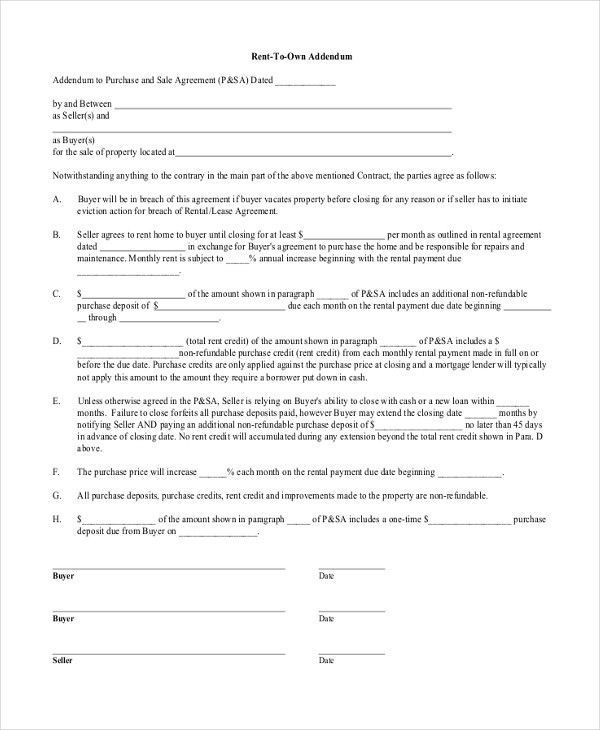 Free Lease Agreement Form] Free Lease Rental Agreement Forms Ez ...