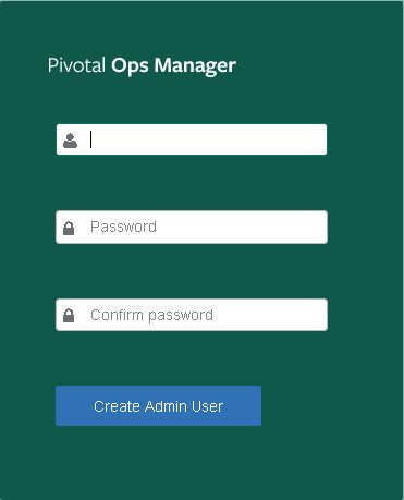 Configure Pivotal Cloud Foundry Operations Manager - TheRuddyDuck