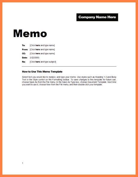 8+ microsoft memo template | Invoice Example 2017