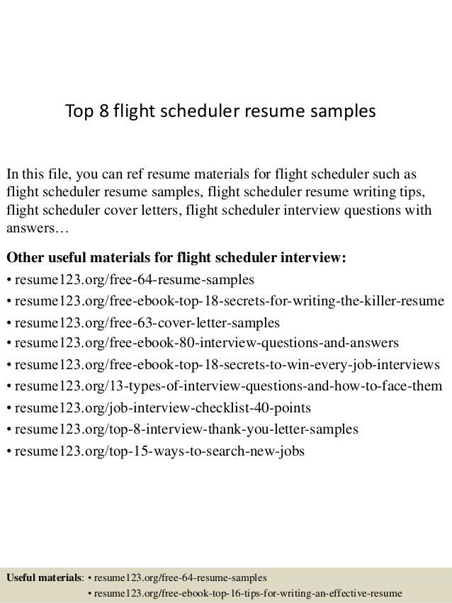 top-8-flight-scheduler-resume-samples-1-638.jpg?cb=1438223248